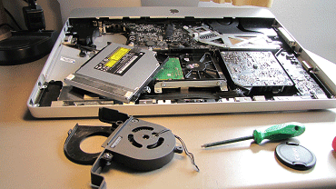 PC Computer Laptop Notebook MacBook Reparatur
