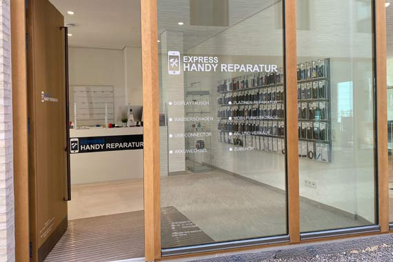 display reparatur ehingen